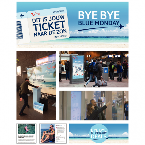 TUI: Bye Bye Blue Monday!