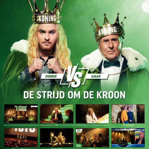 Koning TOTO: Sjaak vs Donnie