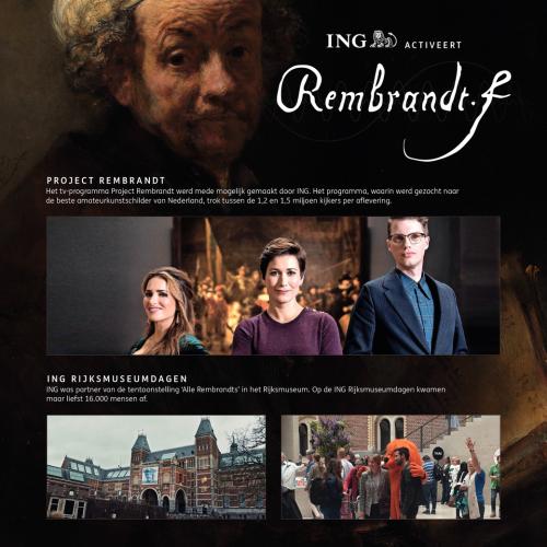 ING activeert Rembrandt