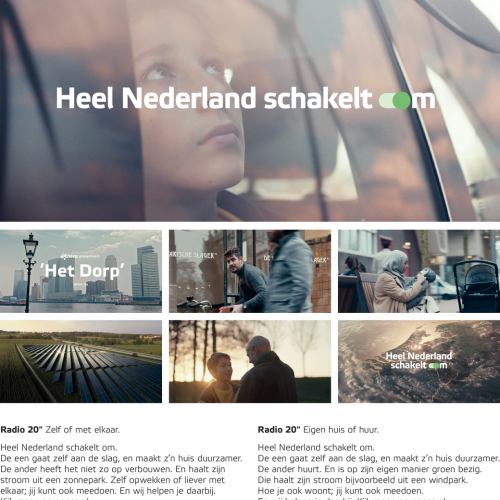 Heel Nederland Schakelt Om
