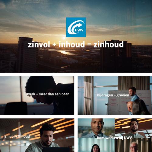 Werken met ZINHOUD
